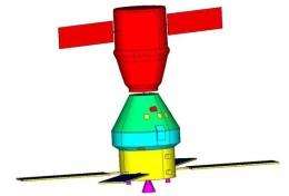 spacecraft discharge