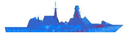 Ship-edf-naval-rcs-radar-3d-modeling
